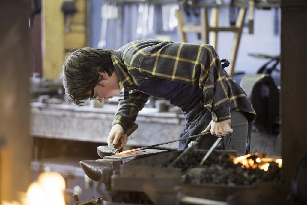 Blacksmithing 2016 Interim