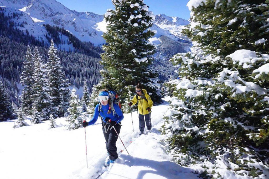 Lindley Hut winterSports