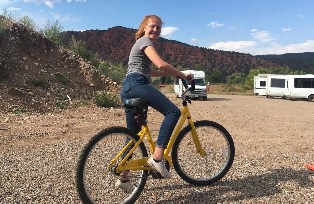 Sage Bike