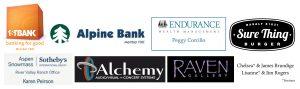 2020 Family Weekend Sponsor logos